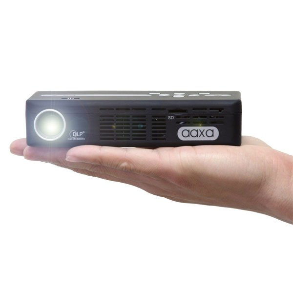 Pocket projector cool white elephant gifts for What s the best pocket projector